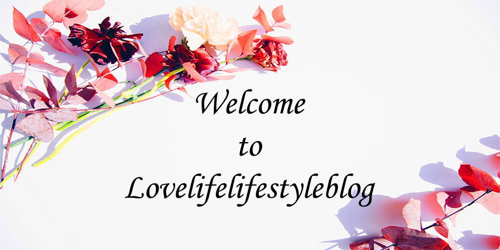 Welcome to Lovelifelifestyleblog: My first blog post